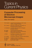 Computer Processing of Electron Microscope Images