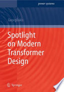 Spotlight on Modern Transformer Design Book