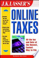 J K  Lasser s Online Taxes