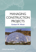 Managing Construction Projects Pdf/ePub eBook