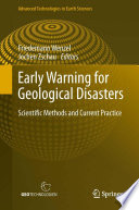 Early Warning For Geological Disasters Book PDF
