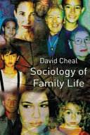 Cover of Sociology of Family Life