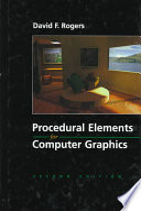 Procedural Elements for Computer Graphics