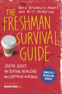 Pdf The Freshman Survival Guide Telecharger