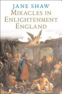 Miracles in Enlightenment England