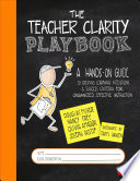 The Teacher Clarity Playbook