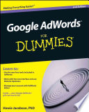 """Google AdWords For Dummies"" by Howie Jacobson"