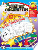 60 Must Have Graphic Organizers  Grades K   5 Book