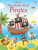 First Sticker Book Pirates