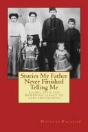 Stories My Father Never Finished Telling Me Book PDF