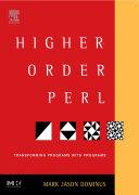Higher-Order Perl Pdf/ePub eBook