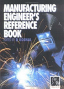 Manufacturing Engineer s Reference Book Book