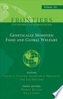 Genetically Modified Food and Global Welfare Book