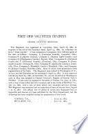 Official Roster of the Soldiers of the State of Ohio in the War of the Rebellion  1861 1866
