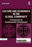 Pdf Culture and Economics in the Global Community Telecharger