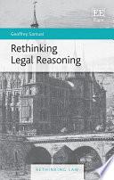 Rethinking Legal Reasoning