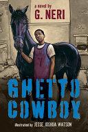 Ghetto Cowboy Pdf/ePub eBook