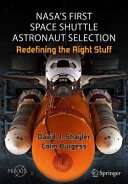 NASA s First Space Shuttle Astronaut Selection Book