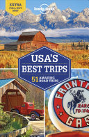 link to USA's best trips : 51 amazing road trips in the TCC library catalog