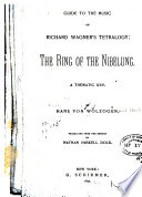 Guide to the Music of Richard Wagner's Tetralogy