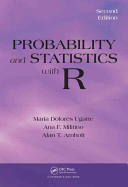 Cover of Probability and Statistics with R, Second Edition