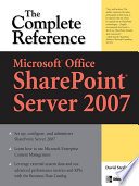 Microsoft   Office SharePoint   Server 2007  The Complete Reference