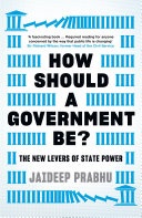 How Should A Government Be? Pdf/ePub eBook