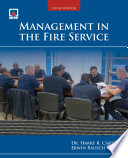 """Management in the Fire Service"" by Harry R. Carter, Erwin Rausch"