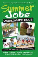 Summer Jobs Worldwide 2008