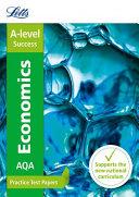 A -Level Economics AQA