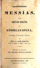 Kloppstokk's Messías