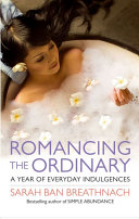Romancing the Ordinary Book