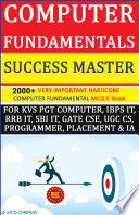 Computer Fundamentals Success Master Edition   2000  MCQ E Book
