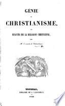 Le Génie du christianisme, ou Beautés de la religion chrétienne