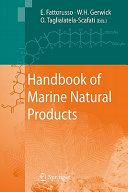 Handbook of Marine Natural Products