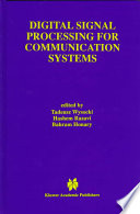 Digital Signal Processing For Communication Systems Book PDF