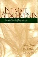 Intimate Attachments ebook