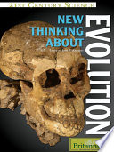 New Thinking About Evolution Book