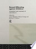 Sexual Offending Against Children