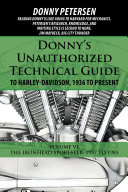 Donny   S Unauthorized Technical Guide to Harley Davidson  1936 to Present
