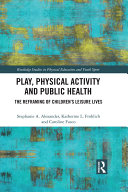 Play  Physical Activity and Public Health