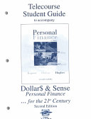 Telecourse Student Guide for Dollar  and Sense