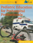 Cover of Pediatric Education for Prehospital Professionals
