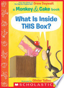 What Is Inside THIS Box   Monkey and Cake