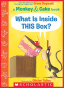 What Is Inside THIS Box? (Monkey and Cake)