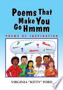 Poems That Make You Go Hmmm Book