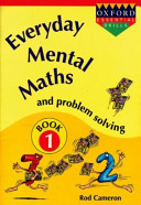 Everyday Mental Maths and Problem Solving