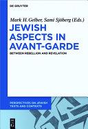 Pdf Jewish Aspects in Avant-Garde Telecharger