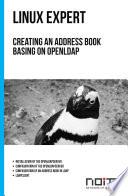 Creating an address book basing on OpenLDAP