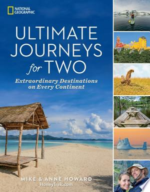 Ultimate+Journeys+for+TwoWritten by the founders of HoneyTrek.com, this inspiring book reveals hidden-gem destinations and insider tips for unforgettable couples travel. In these informative pages, Mike and Anne Howard--officially the World's Longest Honeymooners and founders of the acclaimed travel blog HoneyTrek--whisk you away to journeys of a lifetime. Drawing on their experience traveling together across seven continents, they curate the globe and offer tested-and-approved recommendations for intrepid couples, bringing culture, adventure, and romance to any couple--no matter their age or budget. Chapters are organized by type of destination (for example, beaches, mountains, and deserts) to help travelers discover new places and experiences based on their interests. Each entry focuses on a specific region, getting to the essence of each locale and its one-of-a-kind offerings. The authors reveal the best time to visit, the best places to stay, and recommended activities--each with their own adventure rating to illustrate level of intensity. Special features include funny and insightful stories from the Howards' own adventures, expert advice from other renowned traveling couples, and tips to increase the romance and excitement at each destination. A large map shows every location covered in the book, and each entry has a locator map depicting the city and country. Both entertaining and informative, this book is an invaluable resource and inspiration for a lifetime of travel.